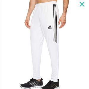 Men's Adidas White Sweats